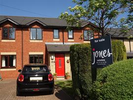 Estate Agents in Penarth Sales : Acj Properties : 2 Bedroom Terraced House : Woodland Drive, Penarth : £265,000 : Click here for more details on this property
