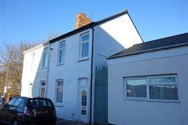Estate Agents in Penarth Sales : Acj Properties : 2 Bedroom Semi-Detached House : Little Dock Street, Cogan, Penarth : £150,000 : Click here for more details on this property