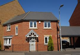 Estate Agents in Penarth Sales : Acj Properties : 3 Bedroom Semi-Detached House : Cae Canol, Caversham Park, Penarth : £315,000 : Click here for more details on this property