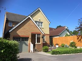 Estate Agents in Penarth Sales : Acj Properties : 3 Bedroom Detached House : Cwlwm Cariad, Pencoedtre, Barry : £245,000 : Click here for more details on this property