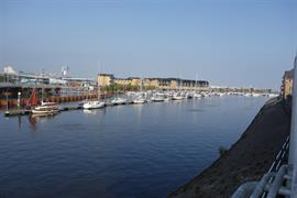 Estate Agents in Penarth Sales : Acj Properties : 1 Bedroom Flat : Ty Gwalia, Penarth Marina : £162,995 : Click here for more details on this property