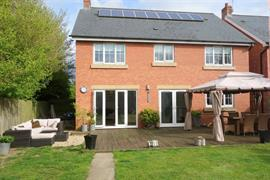Estate Agents in Penarth Sales : Acj Properties : 4 Bedroom Detached House : Heol Tre Forys, Penarth : £525,000 : Click here for more details on this property