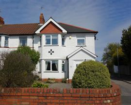 Estate Agents in Penarth Sales : Acj Properties : 3 Bedroom Property : Redlands Road, Penarth : £325,000 : Click here for more details on this property