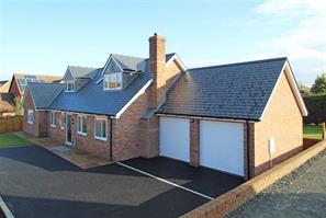 Estate Agents in Leominster : Cobb Amos : 4 Bedroom Detached House : Paradise Meadow, MARDEN, Hereford : £525,000