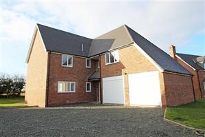 Estate Agents in Leominster : Cobb Amos : 4 Bedroom Detached House : Paradise Meadow, MARDEN, Hereford : £495,000