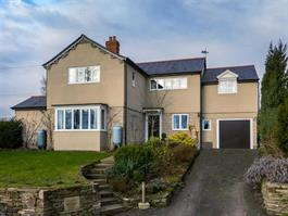 Estate Agents in Leominster : Cobb Amos : 4 Bedroom Detached House : YARPOLE, Leominster, Herefordshire : £500,000