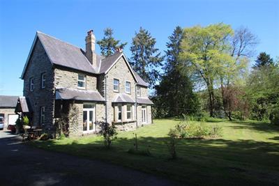 BEGUILDY, Knighton, Powys