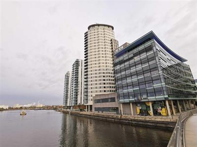 The Heart Blue, Media City UK
