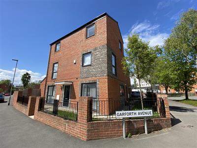 Garforth Avenue, Miles Platting, Manchester