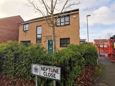 Neptune Close, New Broughton