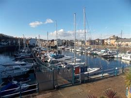 Estate Agents in Penarth Sales : Acj Properties : 1 Bedroom Terraced House : Custom House Place, Penarth Marina : £174,950 : Click here for more details on this property