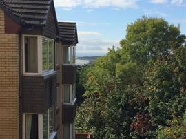 Estate Agents in Penarth Sales : Acj Properties : 1 Bedroom Property : Bradford Place, Penarth : £98,500 : Click here for more details on this property