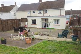 Estate Agents in Penarth Sales : Acj Properties : 5 Bedroom Semi-Detached House : Masefield Road, Penarth : £245,000 : Click here for more details on this property