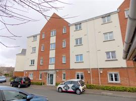 Estate Agents in Penarth Sales : Acj Properties : 2 Bedroom Apartment : Rimini House, Jim Driscoll Way. Cardiff : £169,950 : Click here for more details on this property