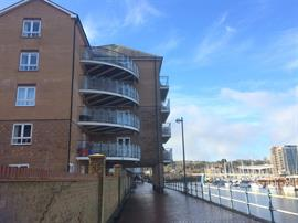Estate Agents in Penarth Sales : Acj Properties : 2 Bedroom Apartment : Mayflower House, Penarth Marina : £265,000 : Click here for more details on this property