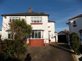 Estate Agents in Penarth Sales : Acj Properties : 4 Bedroom Semi-Detached House : Cowper Close, Penarth : £439,950 : Click here for more details on this property