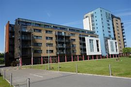 Estate Agents in Penarth Sales : Acj Properties : 2 Bedroom Apartment : Kilcredaun House, Prospect Place. Cardiff : £179,950 : Click here for more details on this property