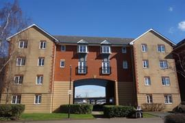 Estate Agents in Penarth Sales : Acj Properties : 2 Bedroom Apartment : Seager Drive, Windsor Quay, Cardiff : £129,950 : Click here for more details on this property