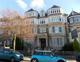 Estate Agents in Penarth Sales : Acj Properties : 2 Bedroom Apartment : Lansdowne House, Plymouth Road, Penarth : £187,500 : Click here for more details on this property