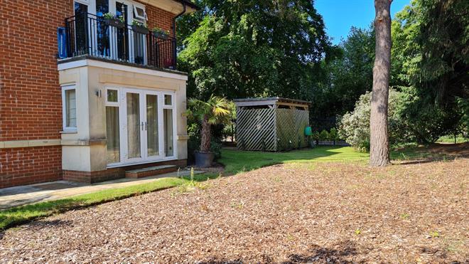 Communal Garden Personal Terrace