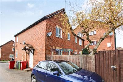 One Bedroom Freehold With Private Garden & Garage!