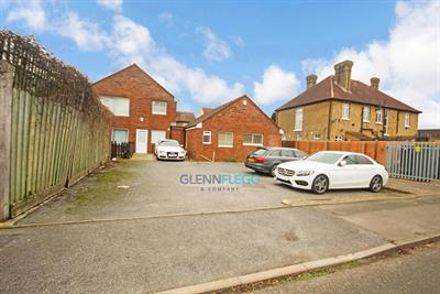 **Reavailable** - Ex Doctors Surgery & Two Bedroom Flat With Car park