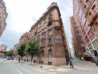 Estate Agents in Manchester : Kaytons : 1 Bedroom Apartment : Asia House, 82 Princess Street, Manchester : £179,950 : Click here for more details on this property