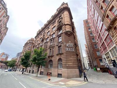 Asia House, 82 Princess Street, Manchester