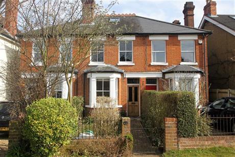 Estate Agents in Maidenhead : Waterman & Company : 3 Bedroom Terraced House : All Saints Avenue, Maidenhead, Berks : £495,000