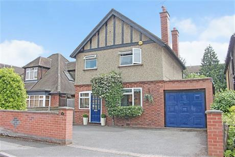 Estate Agents in Maidenhead : Waterman & Company : 4 Bedroom Detached House : Florence Avenue, Maidenhead, Berkshire : £565,000