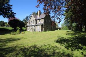 Estate Agents in Knighton : Cobb Amos : 7 Bedroom Detached House : BEGUILDY, Knighton, Powys : Offers in the Region of £550,000