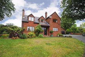 Estate Agents in Ludlow : Cobb Amos : 4 Bedroom Detached House : Leys Lane, Bircher, Herefordshire : Guide Price £650,000
