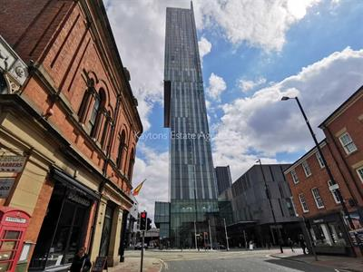 Beetham Tower, Deansgate