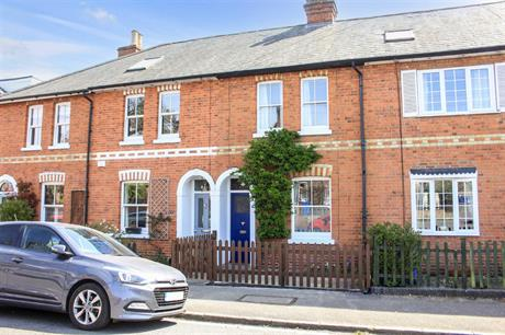 Estate Agents in Maidenhead : Waterman & Company (Vebra Import) : 3 Bedroom Terraced House : Belmont Road, Maidenhead : £485,000