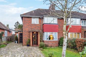Estate Agents in Chalfont St Peter : Place Estate Agents : 3 Bedroom Semi-Detached House : Albion Crescent, Chalfont St Giles, HP8 : £575,000