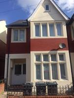 Estate Agents in Cardiff : 4 Let : 10 Bedroom Terraced House : Miskin Street, Cathays, Cardiff : £3,250 pcm : Click here for more details on this property