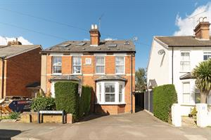 NEW INSTRUCTION..61 Clarence Street, Egham, TW20 9QY