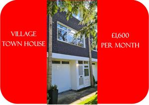 Estate Agents in Sunninghill : Beverley Williams : 4 Bedroom Town House : Sunninghill Court, Sunninghill : £1,600 pcm : Click here for more details on this property