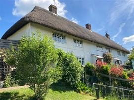 Estate Agents in Salisbury : Baxters : 2 Bedroom End of Terrace House : Amport, Andover : Guide Price £295,000 : Click here for more details on this property