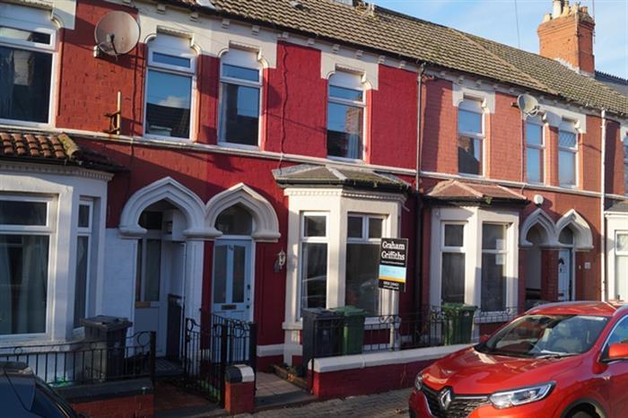 Pomeroy Street, Cardiff