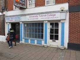 Estate Agents in Reading : Dunster And Morton : 0 Bedroom Shop : London Street, Reading : £15,000 pa : Click here for more details on this property