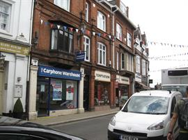 Estate Agents in Reading : Dunster And Morton : 0 Bedroom Retail Property (high street) : 14 Bell Street : £26,000 pa : Click here for more details on this property