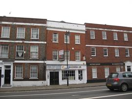 Estate Agents in Reading : Dunster And Morton : 0 Bedroom Office : 81 London Street, Reading : £15,000 pa : Click here for more details on this property