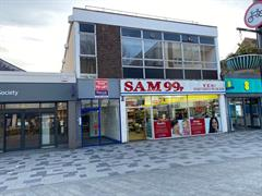 Estate Agents in Slough : Focus Commercial : 0 Bedroom Office : 164-168 High Street Slough SL1 1JP : £34,000 pa : Click here for more details on this property