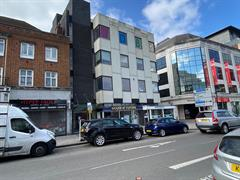 Estate Agents in Slough : Focus Commercial : 0 Bedroom Office : Connaught House High Street Slough SL1 1EL     OFFICE SUITES from £600 pcm inclusive of utilities & service charge : £600 pcm : Click here for more details on this property