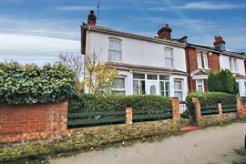 Estate Agents in Shirley : Field Palmer Shirley Sales : 3 Bedroom End of Terrace House : FOR SALE BY PUBLIC AUCTION : Guide Price £245,000 : Click here for more details on this property