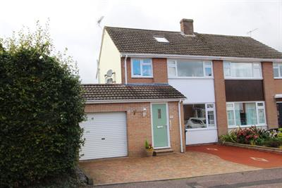 ST BUDEAUX CLOSE, OTTERY ST MARY, DEVON, EX11