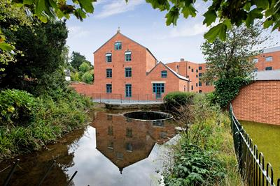 Corn Mill. Mill Street, Ottery St Mary, EX11 1AF
