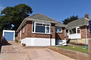 Estate Agents in Exmouth : Meadows : 3 Bedroom Detached Bungalow : Hill Drive, Exmouth : £380,000