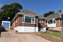 Estate Agents in Exmouth : Meadows : 3 Bedroom Detached Bungalow : Hill Drive, Exmouth : £380,000 : Click here for more details on this property